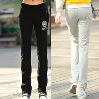 Plus Size S-XXXXL 5Colors 2014 Elasticity Cotton Skinny Slim Long Feet Boot Cut Pencil Trousers Pants&Capris Women's Clothing