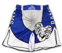 Custom own design sublimation MMA shorts, 4ways stretch material MMA fighting Shorts, Own design Rash Guard Shorts