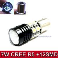 2psc/lot super high power 1156 10W turn light led bulb white BA15S LED 10W Reverse Light Bulb