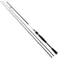 Trulinoya Dual Tips Spinning Fishing Rods  M/ML 2.1m Free Shipping via EMS