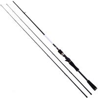 Trulinoya 2.1m Casting Fishing Rod with Two Tips M/ML