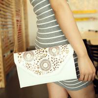 Fashion Designer Women Handbag Hollow Out Women Messenger Bag Candy Small Women Bag Hot Selling Shoulder Bag Promotion Sale