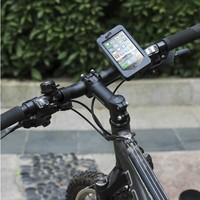 Waterproof Shock Proof Bicycle Mount Holder Hard Case for Apple iPhone 5 5th 5C Bike mounting bracket