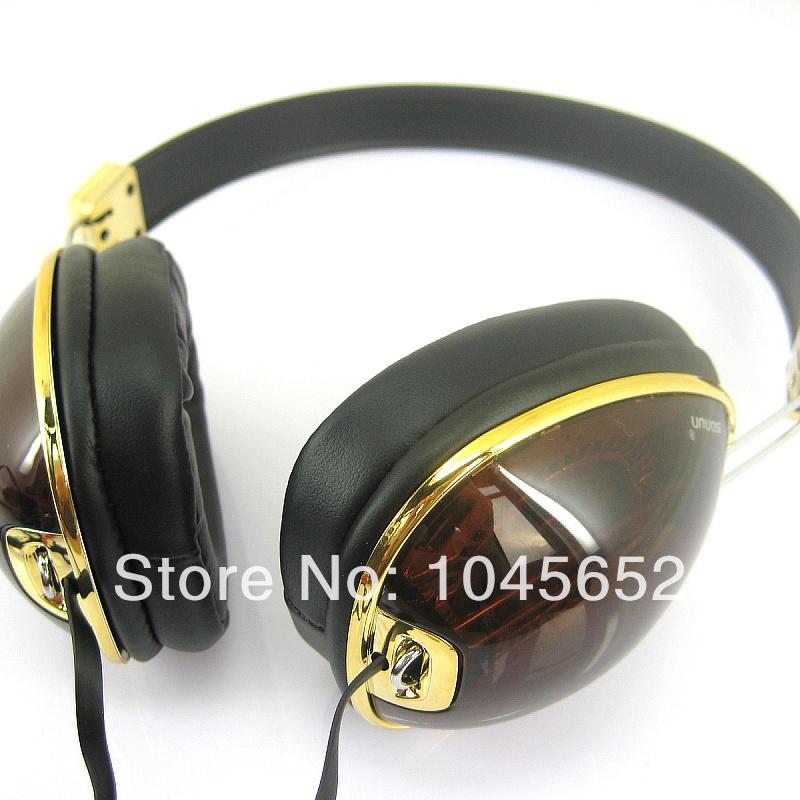 Brand original Hong Kong sonun genuine new mobile computer headphones with microphone headband headset fashionable earphones(China (Mainland))