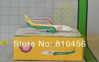 Free Shipping!1:400 Phoenix Brazil GOL B737 2014 Worldcup airplane model model airline souvenir gift