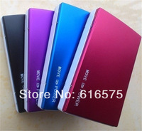 NEW MODEL 2 USB 50000mah External Battery Metal case Power Bank 50000mah mobile charger with 8 adapters bateria externa