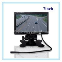 New 2014 Car Monitor 7,High Resolution,800*480,12V~24V Power In