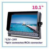"""24V 800*480 HD LCD Display Car Monitor 10"""""""