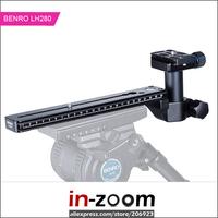 Benro LH280 Long Lens Bracket for H Series Video Head QR Plate LH-280 *Free shipping