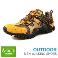 2014 New summer Outdoor camping men shoes trekking hiking mountain walking men shoes for men sneakers shoe