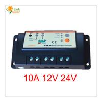 10A LS1024 EP LandStar PWM Solar Charge Controller Regulators, 10amps 12V 24V solar battery charger regulator for solar kits