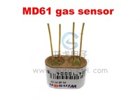Free shipping MD61 heat conduction genuine carbon dioxide gas sensor
