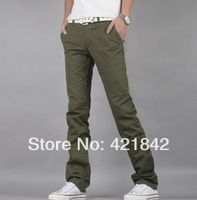 free shipping Wholesale - New Mens Casual Pants Military Army Cargo Camo Combat Work Pants Trousers