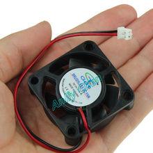 20 pz/lotto gdt 40mm 40x40x10mm 4010 s 5 v 2 p raffreddamento del dispositivo di raffreddamento dc fan  (China (Mainland))