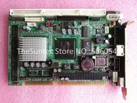 HE-842 Half-size ISA Embedded Geode CPU Card with Embedded NS GX1-300MHz CPU, 64MB SDRAM, LVDS/TTL/CRT SVGA, Audio, LAN