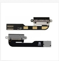 Brand New Charger Charging Port USB Dock Connector Flex Cable Ribbon for iPad 2 Replacement 30Pcs/Lot Free Shipping