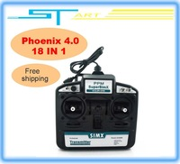 Free shipping Newest 18 IN 1 8CH RC Helicopter Airplane Flight Simulator Support G6.5 Phoenix 4.0 XTR AeroFly gift