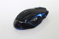 Drop Shipping E-3lue 6D Mazer II 2500 DPI Blue LED 2.4GHz Game Mouse Wireless Trendy Gaming Game Mouse