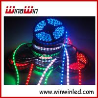 5050 RGB Led Strip NON-Waterproof 5M 300 LED tape luminaria luz 12V+44 key rgb controller Free Shipping