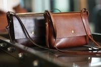 Leather bags vintage all-match one shoulder cowhide handmade bag genuine leather messenger bag