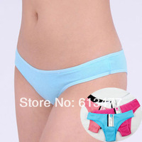 100% Cotton Women's Sexy Thongs G-string Underwear women Panties Briefs For Ladies T-back,Free Shipping,86378-12pcs/lot