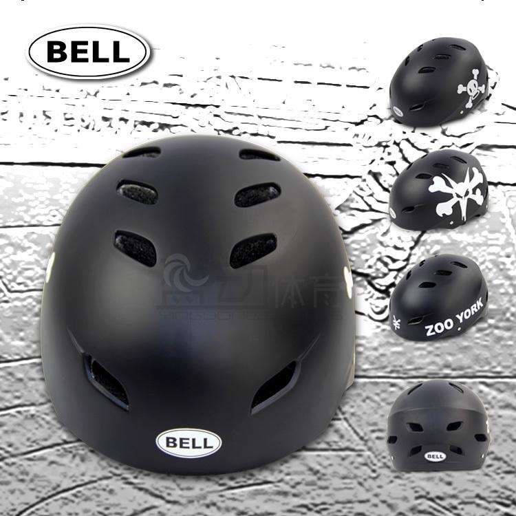 Free Shipping Scooter Roller Inline Skate Skateboard helmet BELL Helmet(China (Mainland))