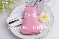 Free Shipping Wedding favors and gifts  Bridal wedding Dress Manicure Kit Bridal Shower Favors