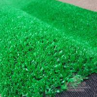 Plastic artificial turf balcony carpet