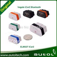 Original Vgate iCar 2 Bluetooth for IOS/Android OBDII ELM327 DIY for Car ELM 327 BT Scan Tool icar2