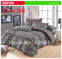 Home decor Fashion Bedding Set Full Queen King size Bedding sets Discount Comfortor Duvet cover set Bed Sheet pillowcase 4PCS