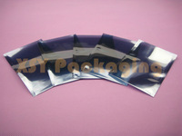 """GREAT BULK PRICE 100 ESD Packing Pouches ANTI Static Shielding Bags 3"""" x 5""""_80 x 130mm_USABLE SIZE"""
