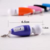 Hot Sale! 5pcs/lot Mini AV Magic Massager Stick Vibrating Sex Toys Bullet Vibrator Adult Products for Women Body Massage