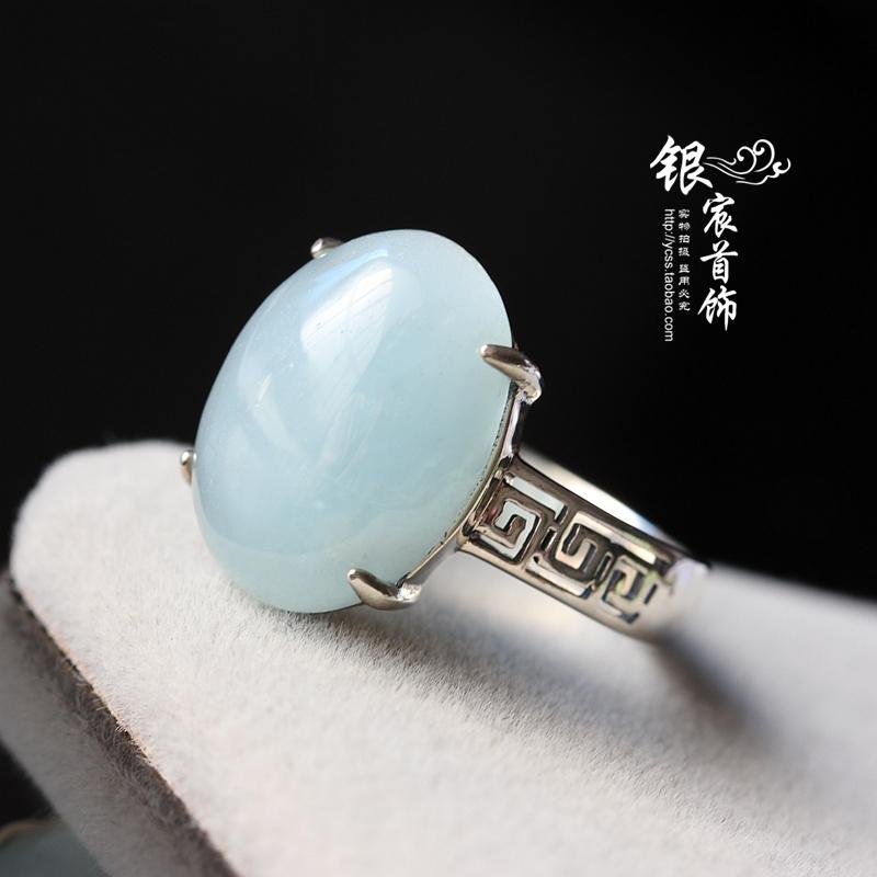 get cheap vintage aquamarine rings aliexpress