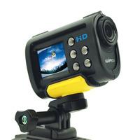 "iShare S100W TFT 1.5"" LCD Full HD 1080P Wifi/30M Waterproof/170 degree angle Sport Camcorder-black"
