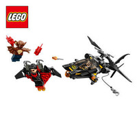 Free Shipping NEW Original educational brand lego Blocks toys 76011 super hero series Man-Bat Attack 184PCS for Gift