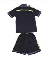 2014 Kids New World Cup Spain espana away soccer football children jerseys t shirt kit sportswear camisetas de futbol camisa
