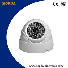 popular plastic dome camera