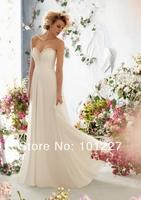 EVE 33 Dresses Made In China In Stock Free Shipping Cheap Beaded Ruffle Chiffon Long Evening Dress 2014