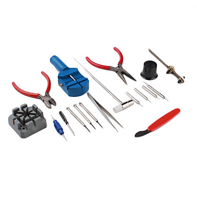 18-Piece Watch Repair Tool Kit(China (Mainland))