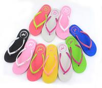 Summer casual beach flip flops slip-resistant shoes lovers flip slippers