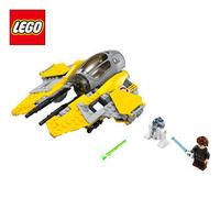 Free Shipping NEW Original educational brand lego Blocks toys 75038 star wars series Jedi Interceptor 223PCS for Gift
