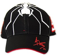 2014 F1  Mar marquez  Sign 93# racing cap 93 The white spider embroidery  Motorcycle baseball cap hat Drop shipping