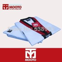 Wtf mooto таэквондо полосой одежда