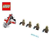 Free Shipping NEW Original educational brand lego Blocks toys 75035 star wars series Kashyyyk Troopers 99PCS for Gift