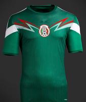 Top Thai quality 2014 World Cup Mexico National Team Soccer jerseys A GUARDADO football Jersey home green shirt