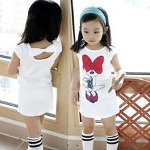 wholesale girls tank dress