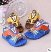 Free shipping  new 2014  kids sandals boys summer shoes for boy   baby sandals  1075