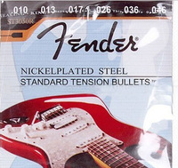 5 set Nickelplated Steel Standard Tension 010-046 Electric Guitar string