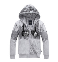 Hot Selling 2014 NEW High Collar Men's Jackets ,Men's Sweatshirt,Dust Coat ,Hoodies Clothes,Freeshipping WY205