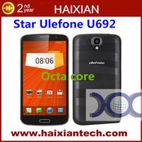 6.5 inch Ulefone U692 3g Smartphone MTK6592 Octa Core Android 4.2 phone Dual SIM Dual Camera 13.0MP 2GB RAM 16GB
